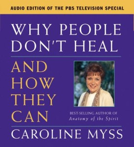 why people don't heal